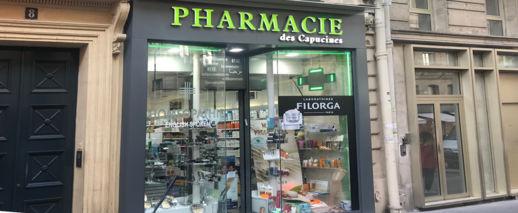 Pharmacie des Capucines,PARIS