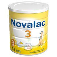 Novalac 3 Croissance lait en poudre 800g à PARIS