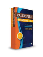 VALDISPERT MELATONINE 1.5 mg à PARIS
