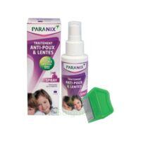 Paranix Solution antipoux Huiles essentielles 100ml+peigne à PARIS