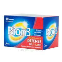Bion 3 Défense Junior Comprimés à croquer framboise B/60 à PARIS
