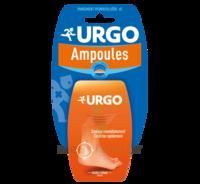 Urgo Ampoule Pansement seconde peau talon B/5 à PARIS